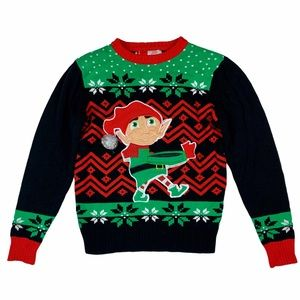 Spencer's Ugly Christmas Sweater
